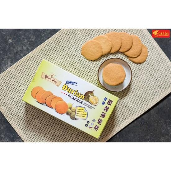 榴蓮薄燒餅