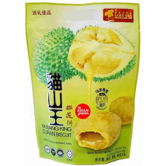 貓山王榴槤餅