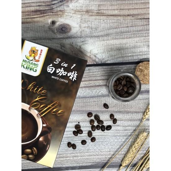 貓山王白咖啡